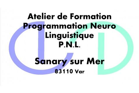 Atelier Formation PNL Sanary