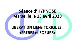 Libération Liens Toxiques : Frères et Sœurs