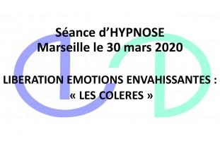 Libération des Emotions Marseille : les Colères