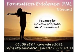 Formation PNL niveau 1 novembre